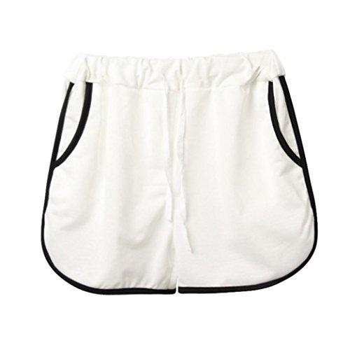 Donna Pantaloncini Hlhn Donna Pantaloncini White Hlhn White Pantaloncini Hlhn 67140xq