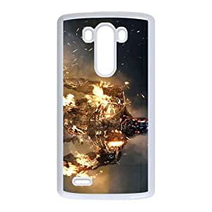 Terminator LG G3 Cell Phone Case White gift W9575994