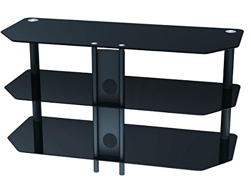 Monoprice 110903 TV Stand for Flat Panel TVs Up to 42-Inch