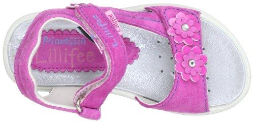 Prinzessin Lillifee Eva 410279 Mädchen Sandalen Pink (fuchsia 43)