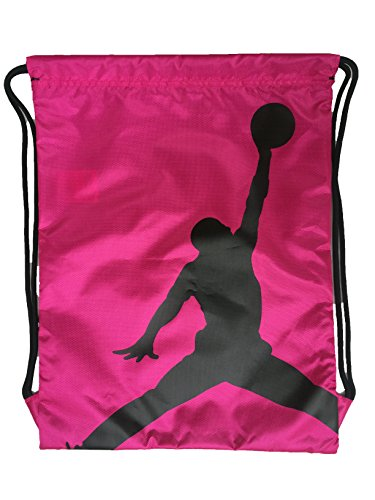 Nike Air Jordan Jumpman ISO Gym Sack (Active Pink)