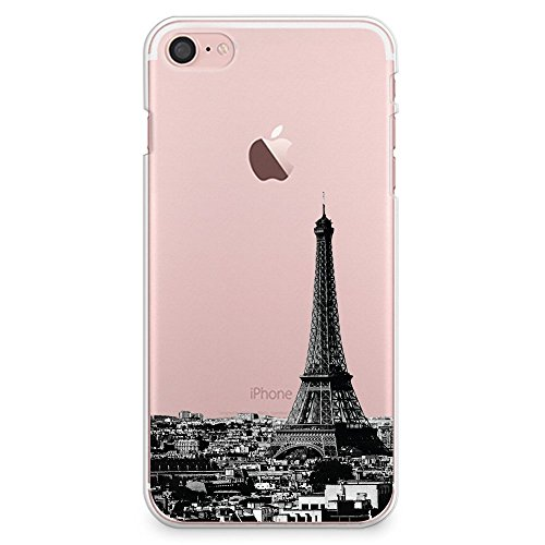 Price comparison product image Beryerbi iPhone 6 6s Plus Case Slim Soft Transparent TPU Protective Cover for Apple 6 6S Plus (1, iPhone 6 6S Plus)