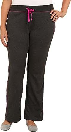 Columbia Women's Heather Hills Sporty Pants 3X BLACK