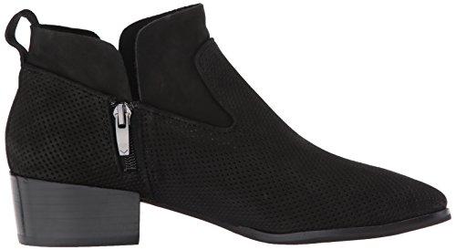 Via Spiga Women's Tricia Bootie Ankle Boot Black Nubuck f6TwLDC7H