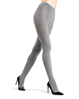 Memoi Angora Blend Tights | Women's Angora Hosiery - Pantyhose