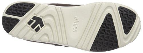 Etnies LO-CUT SC - zapatilla deportiva de cuero hombre Marrón (brown/black)