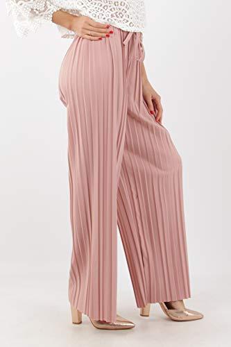 Pantalon Rose Lyse® Plissé Lyse® Pantalon Femme n6qxEHEw