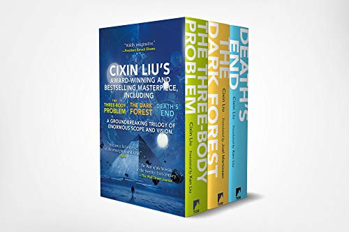 Three-Body Problem Boxed Set: (The Three-Body Problem, The Dark Forest, Death's End) (The Three-Body Problem Series)
