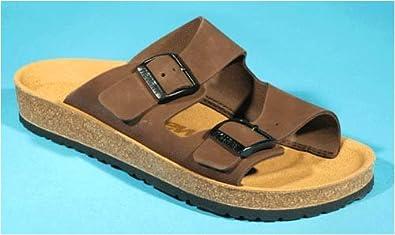 a9f4802a658 NEWALK Match Womens Sandals Nubuk leather
