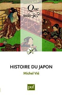 Histoire du Japon , des origines à Meiji par Vié