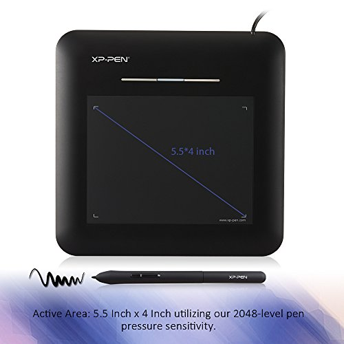 outlet XP-Pen G540 5 5x4 inch Graphics Drawing Tablet