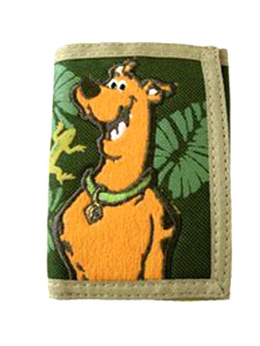 Scooby Doo Trifold Wallet Coin Purse (Scooby Doo Wallet)