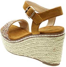 Exe J1917001 - Sandalias de piel para mujer