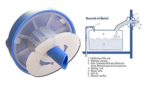 41CWpF1gj9L HEOSwater Wassertankdeckel 5251 Connector universal mit Gardena-Anschluss