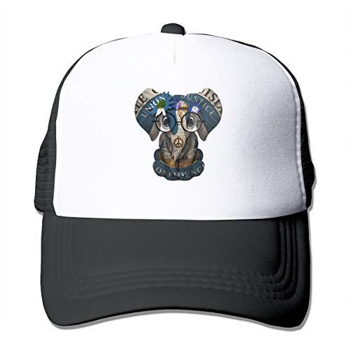 Louisiana State Emblem Classic Trucker Hat Adjustable Baseball Cap for Men and Women Black -