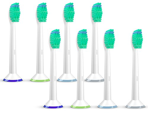 ORAX Premium Philips Sonicare Replacement Heads, 8-pack, 6 Months Supply For The Whole - What The Mean Shape Head Does Of Your