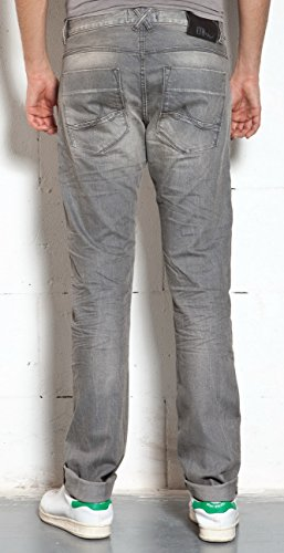 LTB Herren Jeans Joshua Slim Fit Grey Rock Wash, Größe:W 28 L 30;Farbe:grey rock wash-3463