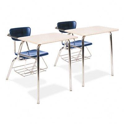 VIR3400BR5196 - Virco 3400 Series Chair Desk