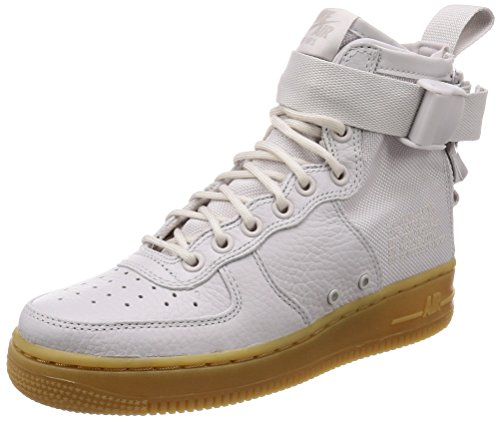 Nike W SF AF1 Mid Vast Grey/Vast Grey Multicolore (Vast Grey/Vast Grey- 005)
