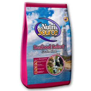 TUFFYS-PET-FOOD-131754-Tuffy-Dog-NutriSource-Select-Grain-Free-Seafood-Adult-and-Puppy-Dog-30-Pound