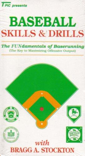 Baseball Baserunning Drills (Baseball - Skills & Drills: The FUNdamentals of Baserunning)