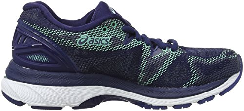4949 Opal Women''s Shoes Blue Asics Blue 20 Running Indigo Indigo Blue Green Gel Nimbus OwddPU