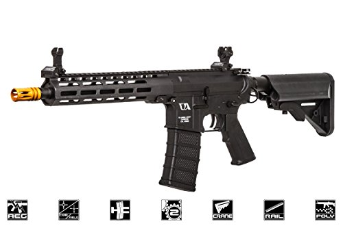 Classic Army Mp5 - Classic Army Skirmish CA4 ML10 M4 M-LOK Carbine AEG Airsoft Gun (Black)