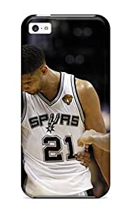 New Style san antonio spurs basketball nba NBA Sports & Colleges colorful iPhone 5c cases 1711089K547719364