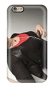 Cute Appearance Cover/tpu Demi Lovato 21 Case For Iphone 6 1605274K85975973