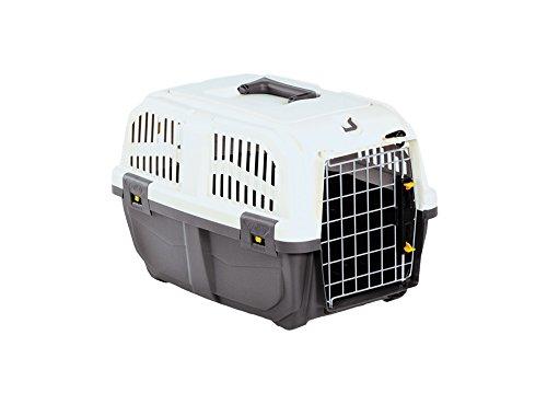 Nobby 72126 Transportbox für mittlere und große Hunde