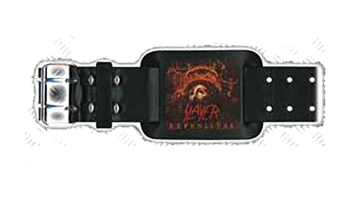 SLAYER  REPENTLESS      Leather Wristband