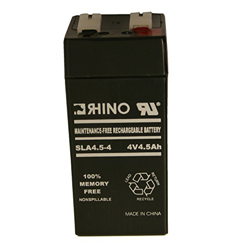 Zareba Systems 301-569R Replacement Battery for SS-440, SS-740, - Fencers Zareba Electric