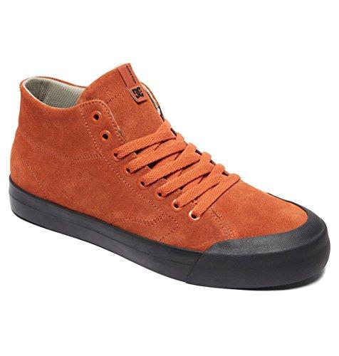 Chaussures Pour Noir Zero Adys300423 Smith Marron Hi Dc Evan Montantes Hommes RwxYORrq