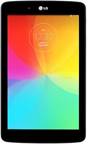 LG G Pad V400 7-Inch 8GB Android Tablet PC w/ Qualcomm Snapdragon 1.2GHZ Quad-Core CPU - Black