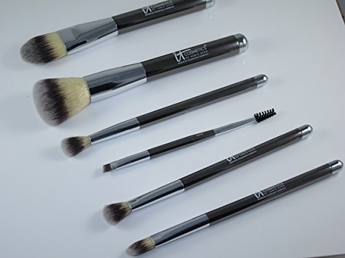 It Cosmetics Heavenly Luxe 6-pc Brush Collection with Travel Case , 1 set by It Cosmetics (Image #2)