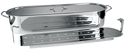Stainless Steel 18-Inch Fish Poacher ()