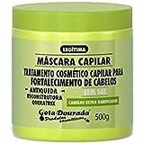 GOTA DOURADA-Máscara Capilar Antiqueda Linha Fortalecimento, 500 gr