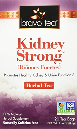 Bravo Teas Kidney Strong, 20 Tea Bags