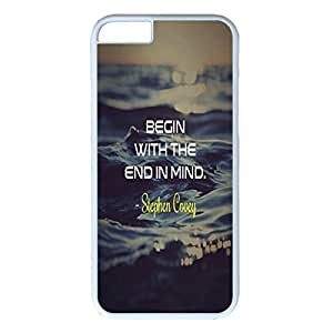 iPhone 6 plus case,fashion durable White side design for iPhone 6 plus,PC material cover ,Designed Specially Pattern with Steph Curry my man with great words. by ruishername