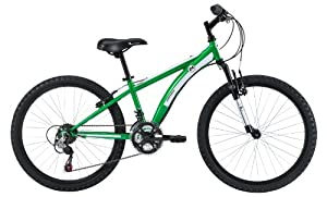 Diamondback Bicycles Cobra Junior Boy's Mountain Bike (24-Inch Wheels), One Size, Green