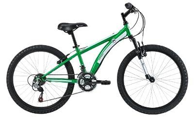 Diamondback Bicycles Cobra Junior Boy's Mountain Bike (24-Inch Wheels), One Size, Green