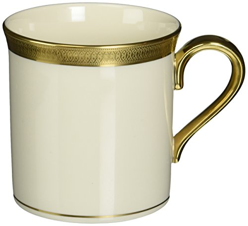 (Lenox Lowell Gold Banded Ivory China)