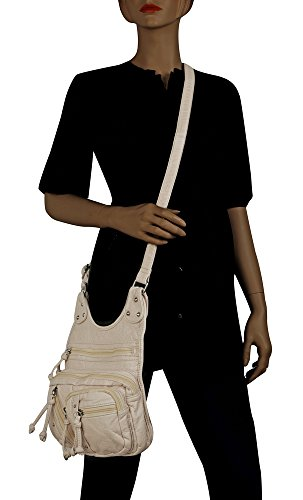 Farrow Shoulder K Crossbody Travelocity Collection MKF Mia Black Bag by wq87xC