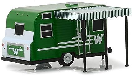 SALE! Greenlight  Hitched Homes  Series 3  1965 Winnebago 216 Travel  Camper