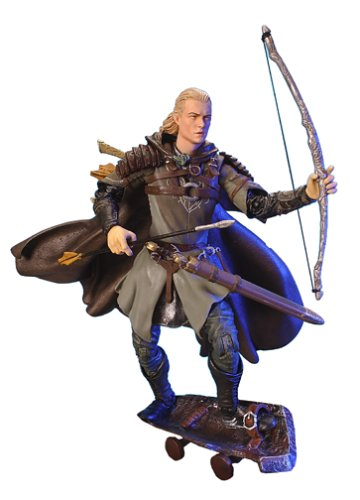 - Marvel Enterprises, Inc. The Lord of The Rings - The Two Towers: Helm's Deep Legolas 6