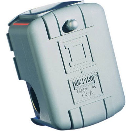 Square D by Schneider Electric FSG2J21CP 30-50 PSI Pumptrol Water Pressure Switch (Electric Switch Pressure)