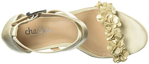Femme Charles David2D18S085 Ivoire Lauryn Charles by 4fqCwxf6I