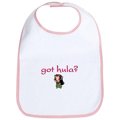 CafePress - Got Hula? (D) - Cute Cloth Baby Bib, Toddler - Hula Dance Wahine