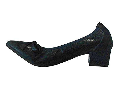 Les Ptites Bombes - Bailarinas de Material Sintético Mujer azul marino