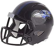Baltimore Ravens NFL Riddell Speed Pocket PRO Micro/Pocket-Size/Mini Football Helmet